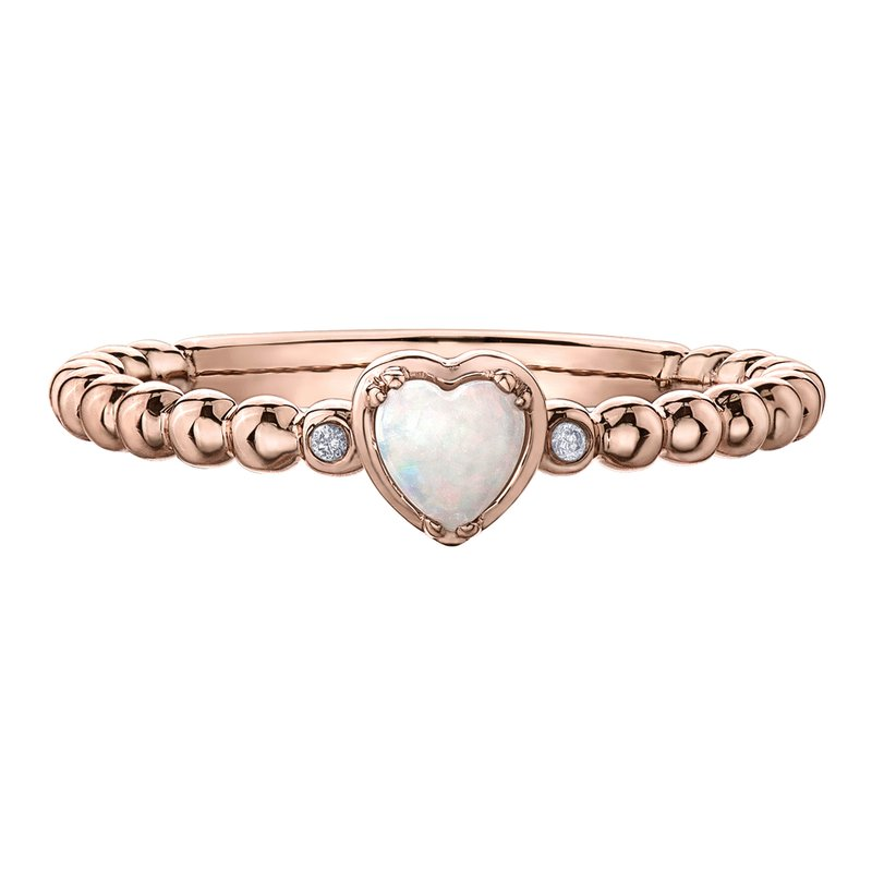 Timeless Beauty Opal Ladies Ring