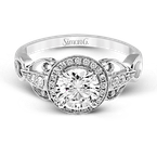 Simon G TR519 ENGAGEMENT RING