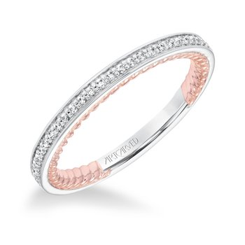ArtCarved Vita Wedding Band