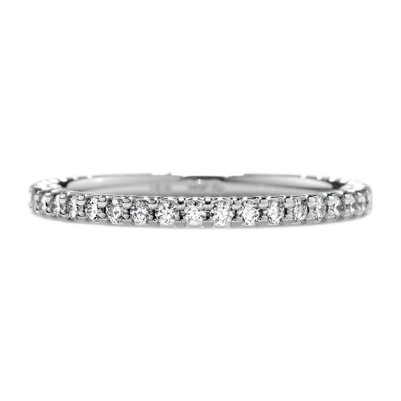 Hearts on Fire 0.3 ctw. Simply Bridal Wedding Band
