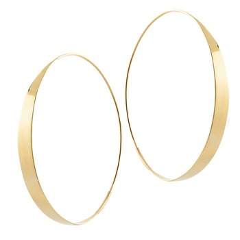 XL Glam Hoops