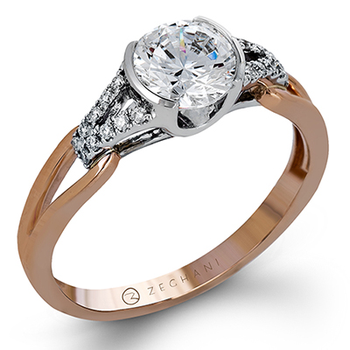 ZR1269 ENGAGEMENT RING