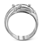 Zeghani ZR1218 RIGHT HAND RING