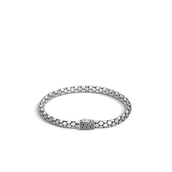 Dot Slim Chain Bracelet