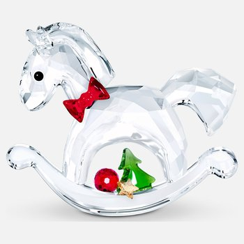 Rocking Horse – Happy Holidays
