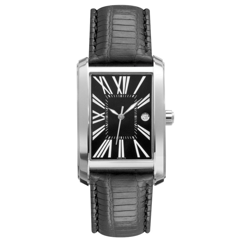 Belair Time Corp. a4922ws-blk