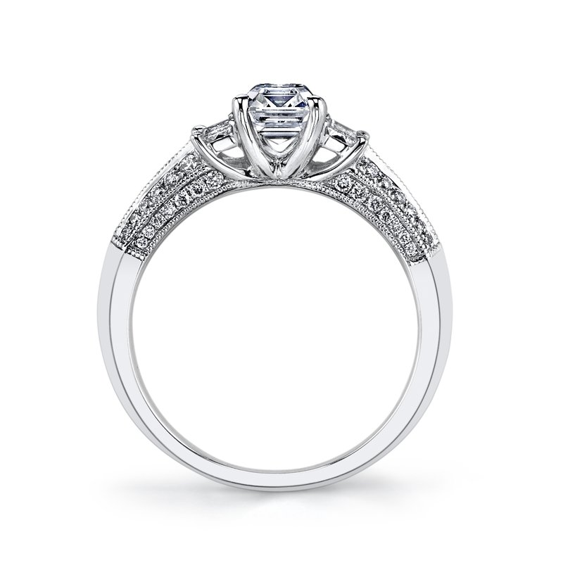 MARS Jewelry - Engagement Ring 25088