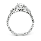 Zeghani ZR1500 ENGAGEMENT RING