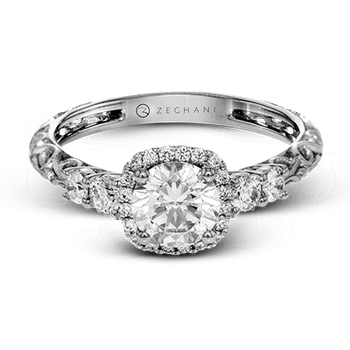 ZR1500 ENGAGEMENT RING