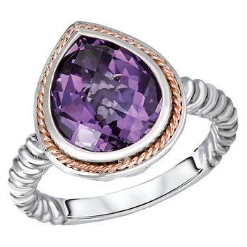 Ladies Gemstone Ring
