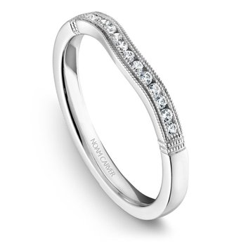 Noam Carver Wedding Band B061-01B