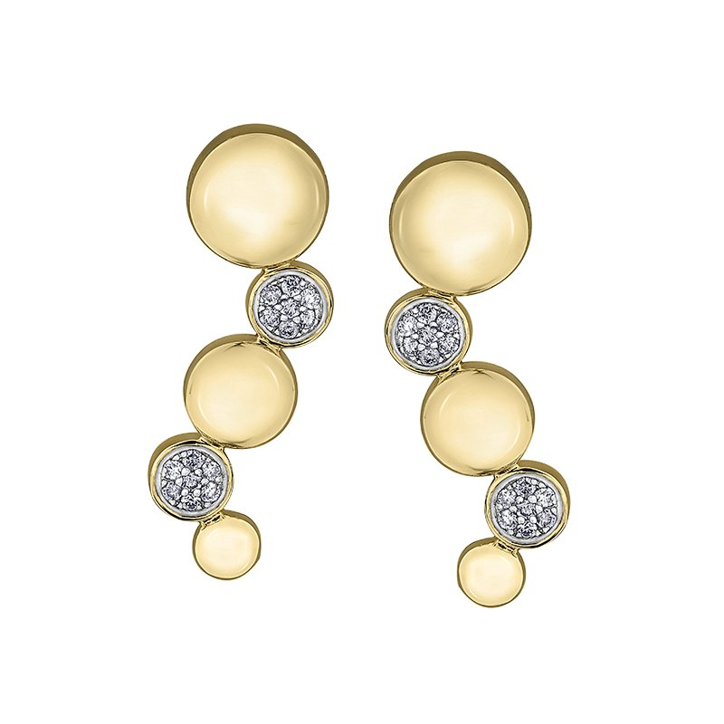 VanValkenburg Collection Diamond Earrings