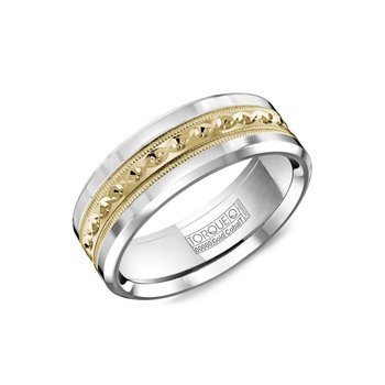 Torque Men's Fashion Ring CW016MY75