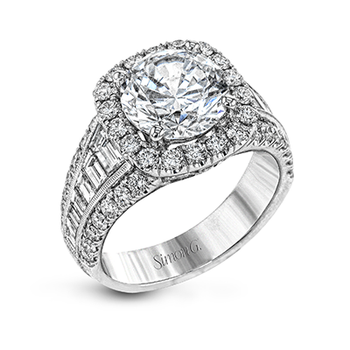 LR1125 ENGAGEMENT RING
