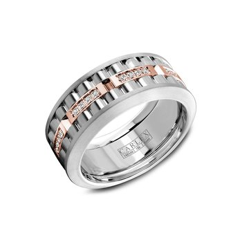 Carlex Generation 3 Mens Ring CX3-0046RWW