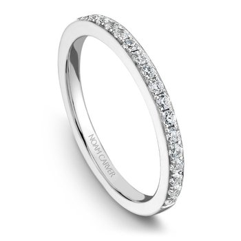 Noam Carver Wedding Band B012-01B