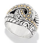 Samuel B Balinese Loop Ring