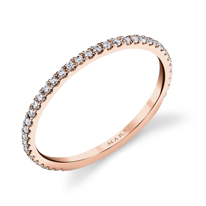 MARS Jewelry MARS 26262 Diamond Band 0.18 Ctw.