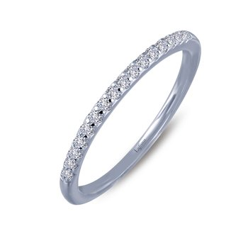 0.21 CTW Half-Eternity Band