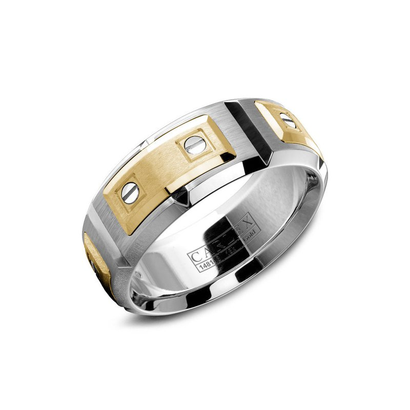 Carlex Carlex Generation 2 Mens Ring WB-9852YW