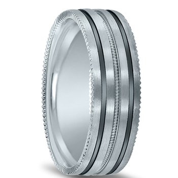 Colors Collection Wedding Band N17020 by Novell