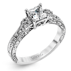 Simon G LP2253 ENGAGEMENT RING