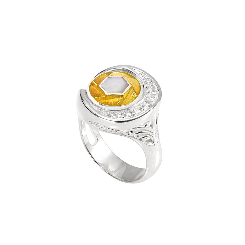 Kameleon Kameleon Secret Garden Ring