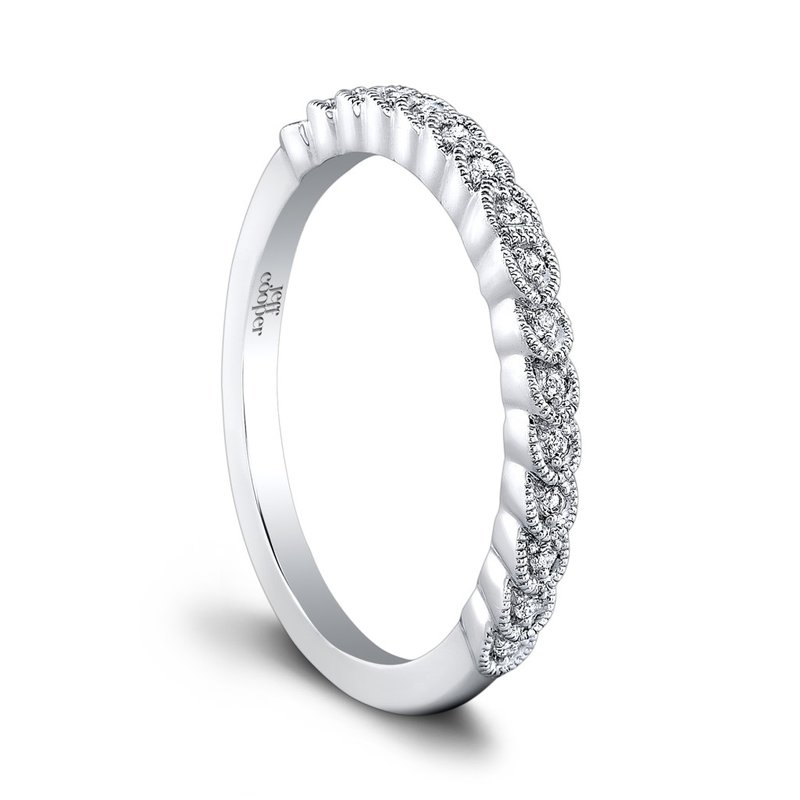 Jeff Cooper Arielle Wedding Band