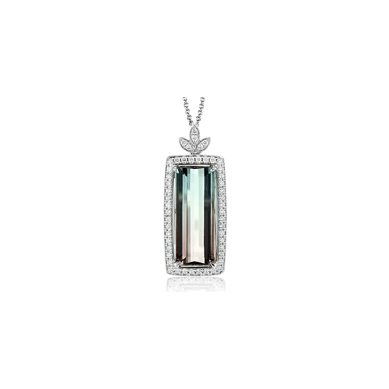 Simon G LP4500 COLOR PENDANT