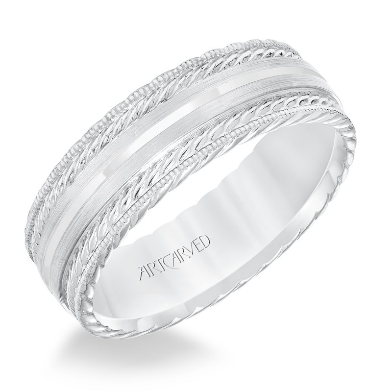 ArtCarved ArtCarved Men's Wedding Band