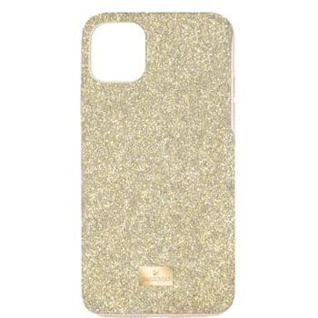 High Smartphone case, iPhone® 12 mini, Gold tone