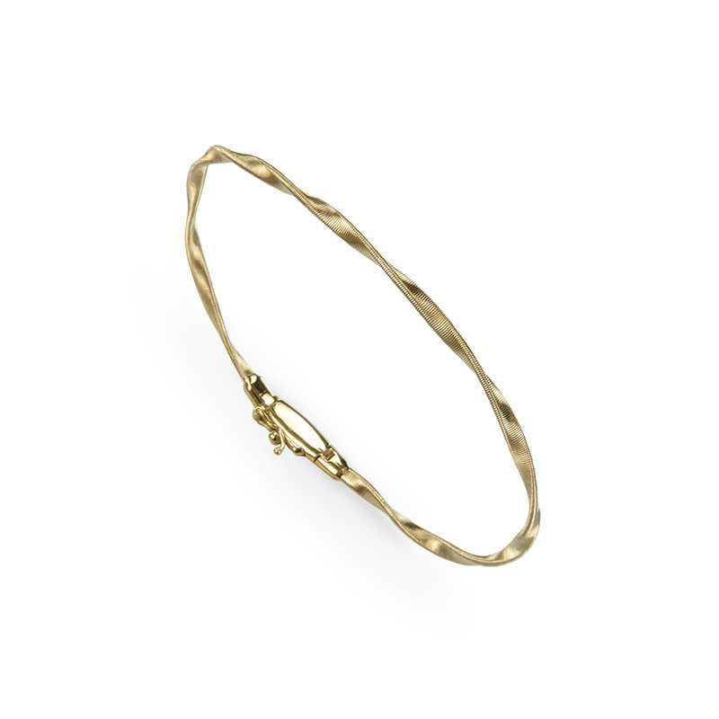 Marco Bicego Marrakech Yellow Gold Stackable Bangle