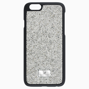 Glam Rock Gray Smartphone Case with Bumper, iPhone® 7