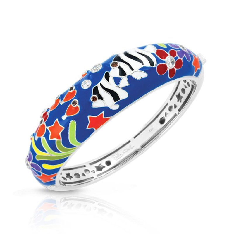Belle Etoile Angelfish Bangle
