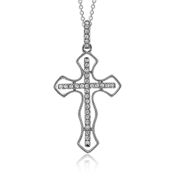 ZP760 CROSS PENDANT