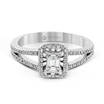 ZR251 ENGAGEMENT RING
