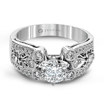 ZR210 ENGAGEMENT RING