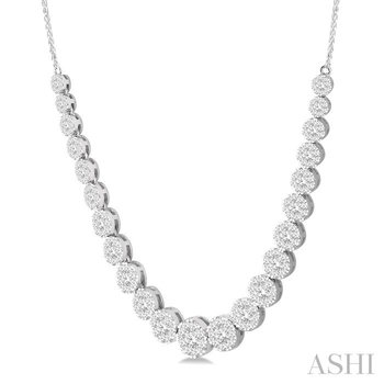 lovebright essential diamond necklace