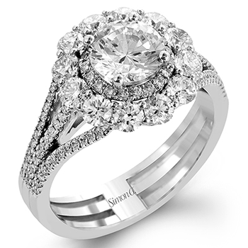 MR2617 ENGAGEMENT RING