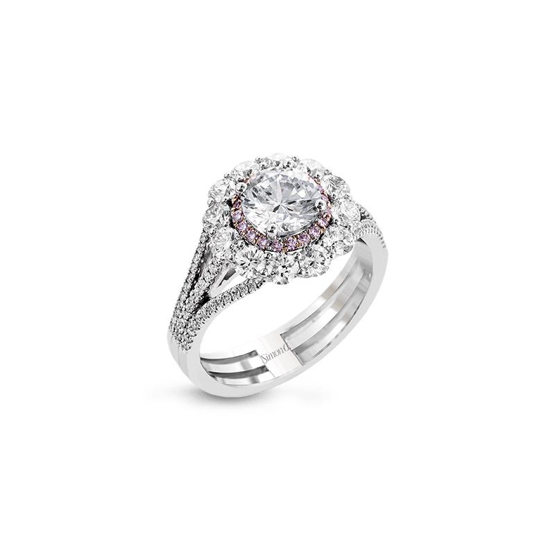 Simon G MR2617 ENGAGEMENT RING