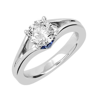 Bridal Ring-RE12649W10R