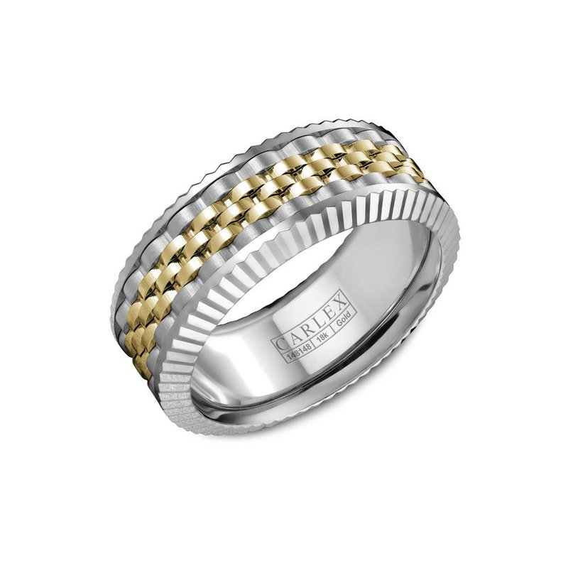 Carlex Carlex Generation 3 Mens Ring CX3-0023YYWW