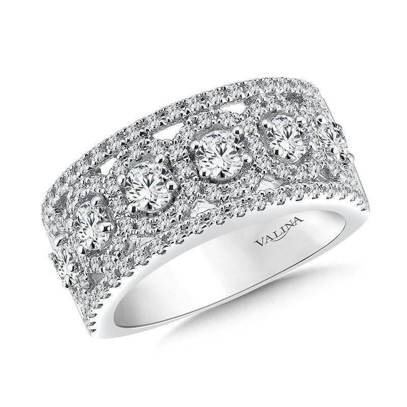 Valina Diamond Anniversary Band 1.62 ct. tw.