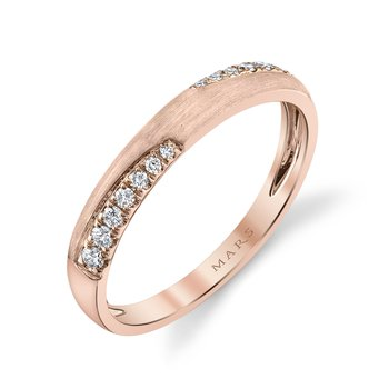 MARS 26891 Fashion Ring, 0.12 Ctw.