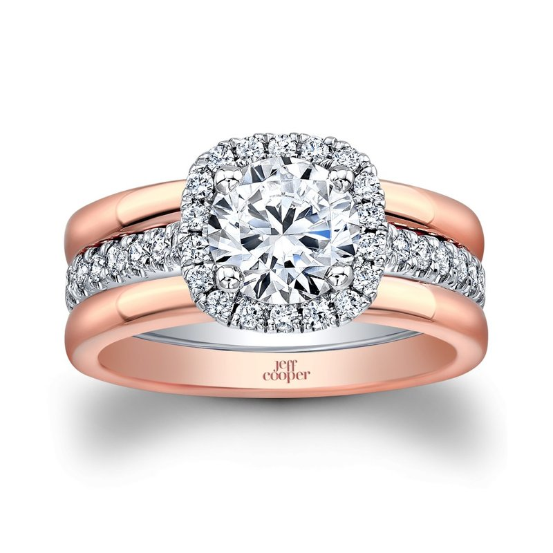 Jeff Cooper Gia Engagement Ring
