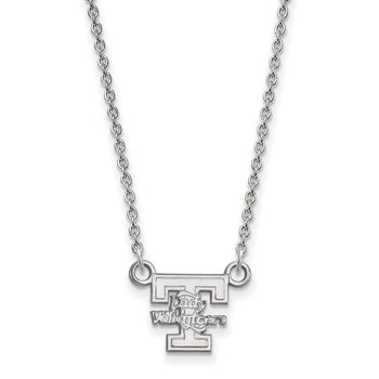 Gold University of Tennessee NCAA Necklace