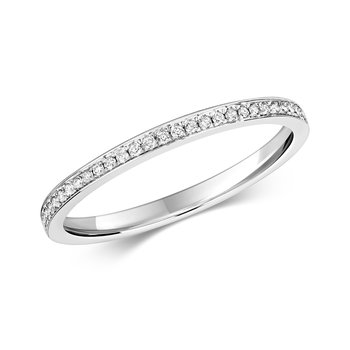Diamond Eternity Ring Grain Set