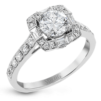 LR1151 ENGAGEMENT RING
