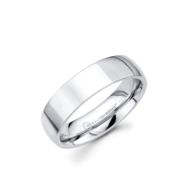 Classic Selection UF 6MM COBALTCHROME RING