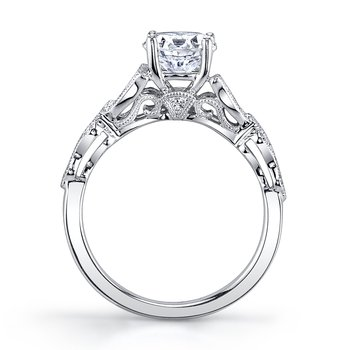 MARS 26442 Diamond Engagement Ring 0.17ctw